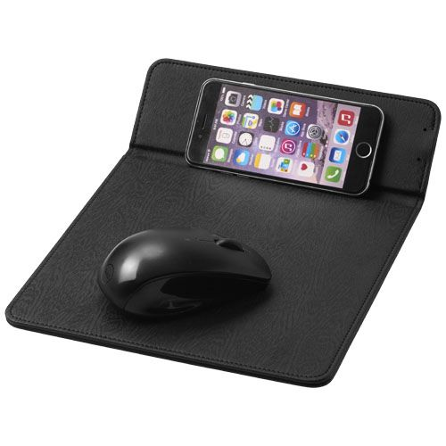 Tappetino per mouse con ricarica wireless Rodent