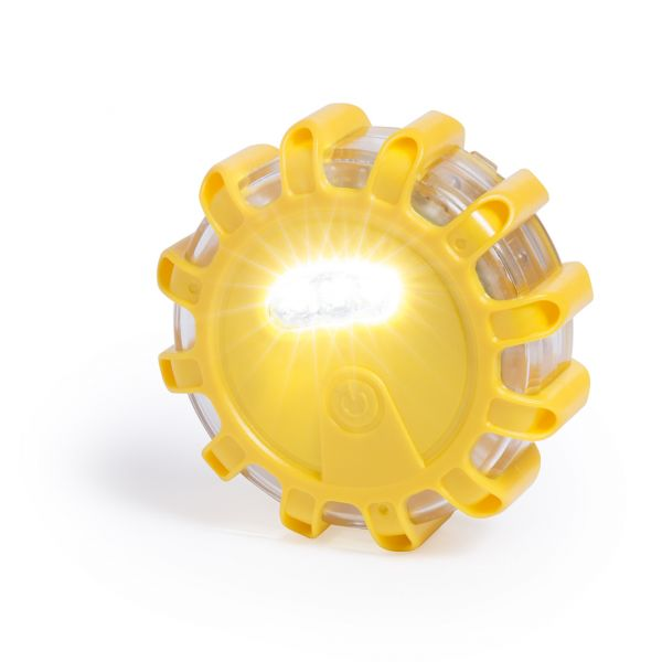 Luce Emergenza Trend 15 Leds. Luce in 5 Posizioni. Magnetico. 3 Batterie AAA Non Incluse